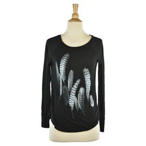 American Eagle Outfitters T - Shirts SM Black